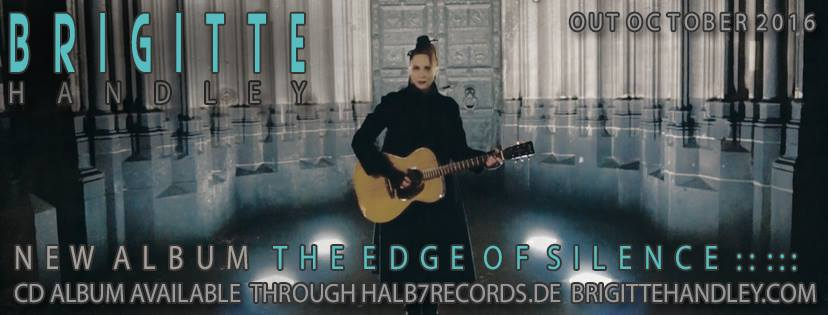 Edge of Silence new CD out 21 October